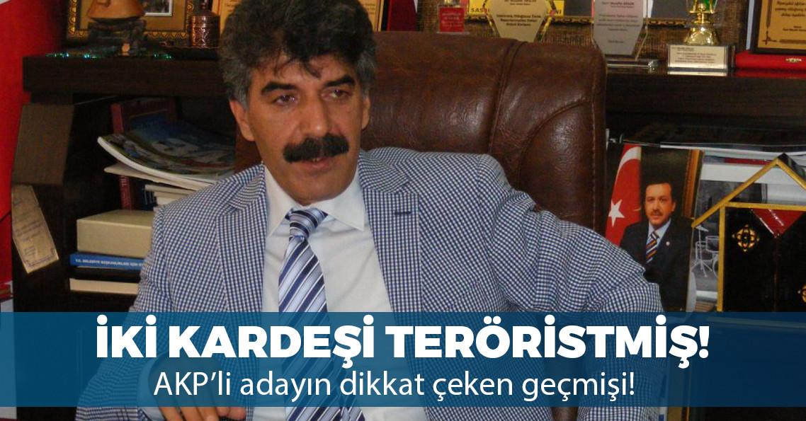 AKP'li adayın PKK'ya katılan 2 kardeşi çatışmada öldürüldü, akrabaları dağ kadrosunda