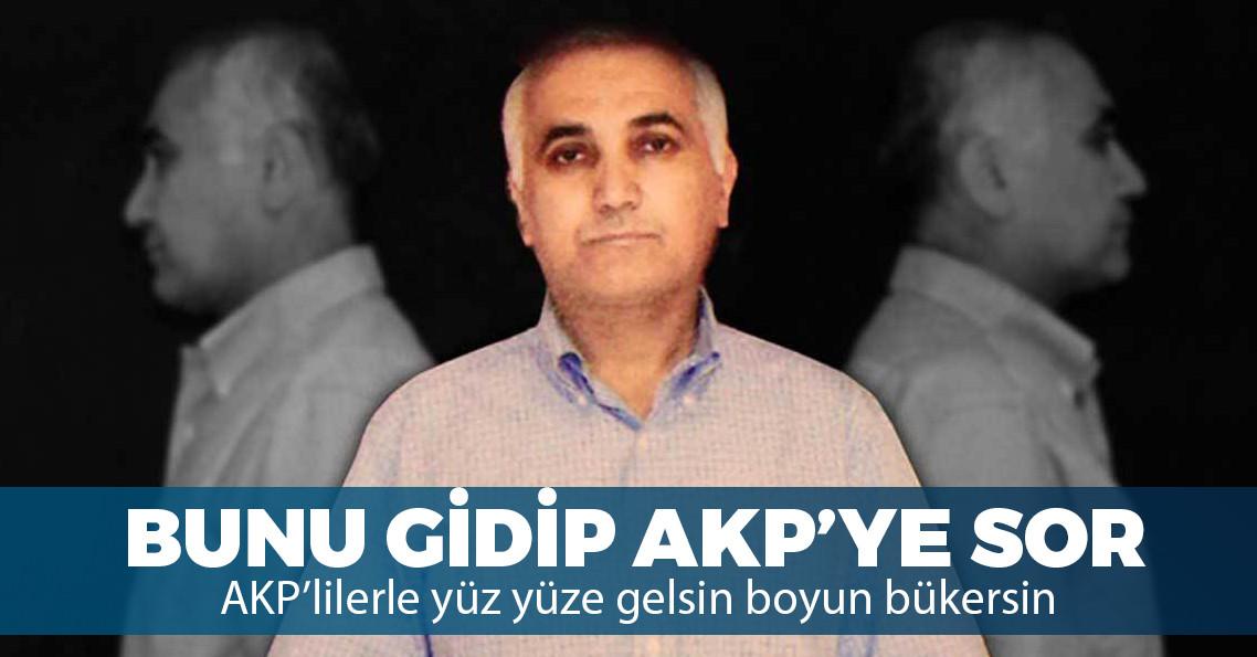 """""""FETÖ'cüler MİT incelemesine takılmadı; Öksüz'ün yeğeni neden AKP'den aday?"""""""