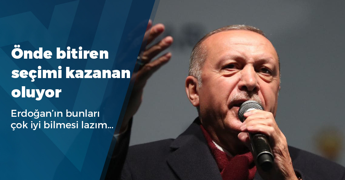 """Erdoğan: """"13-14 bin farkla bir seçimi kazandım havasına kimsenin girmeye de hakkı yok"""""""