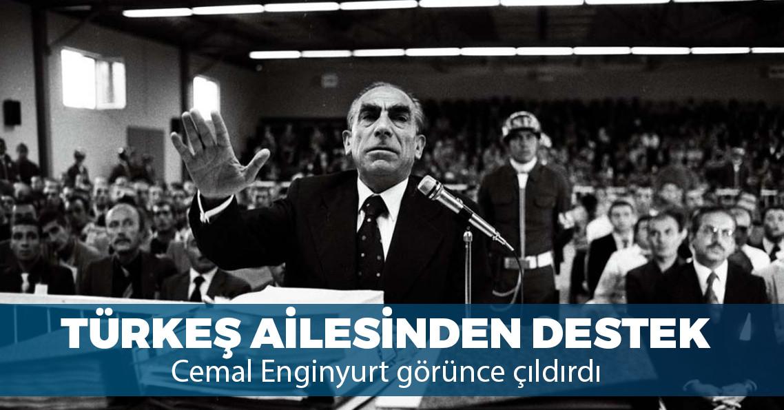Alparslan Türkeş'in ailesinden Mansur Yavaş'a destek