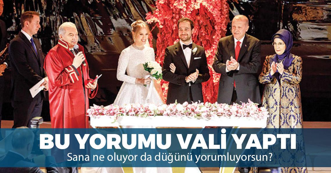 """Gaziantep Valisi: """"Düğündeydim, zerre kadar abartı görmedim"""""""