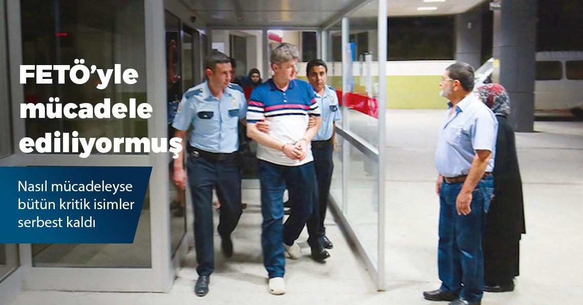 Cezaevinden tahliye edilen FETÖ'nün kritik ismi Almanya'ya kaçtı