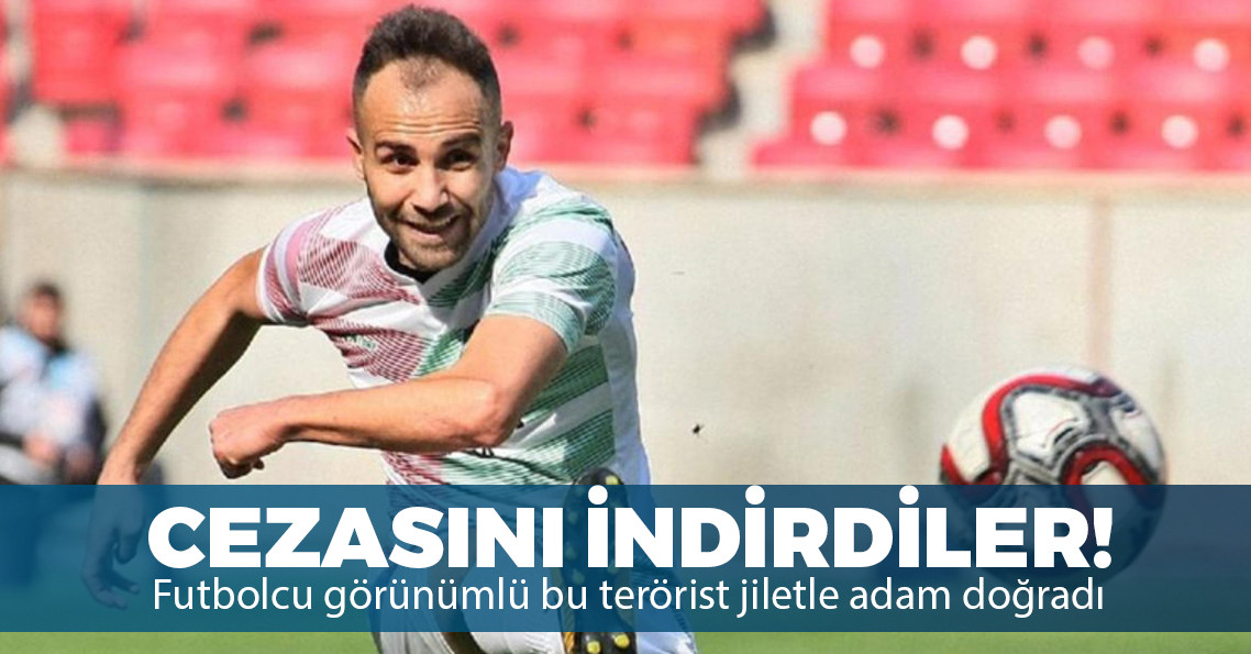 Futbolcu görünümlü jiletçi saldırganın cezasını düşürdüler