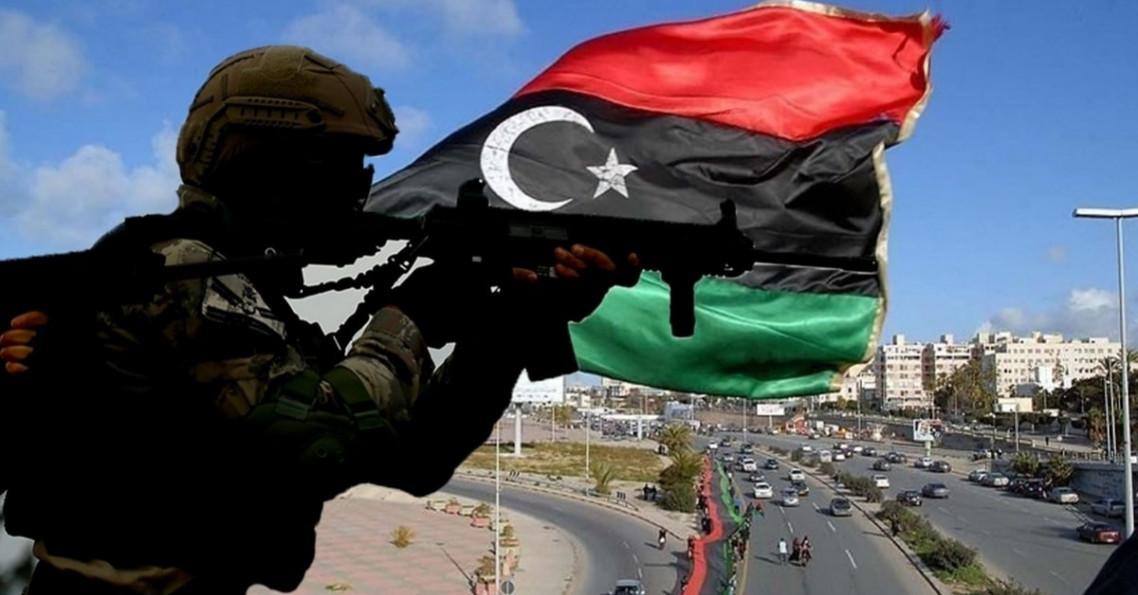 Libya Tezkeresi
