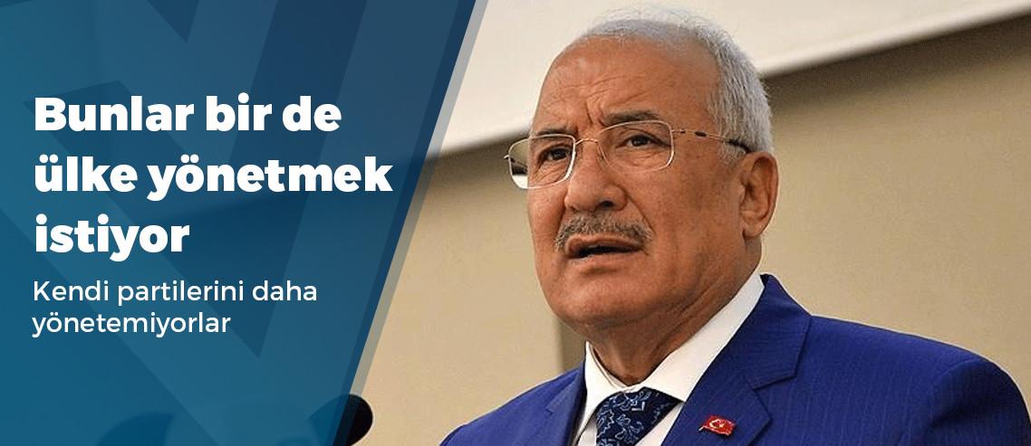 İYİ Partili Burhanettin Kocamaz Mersin'de aday olamadı