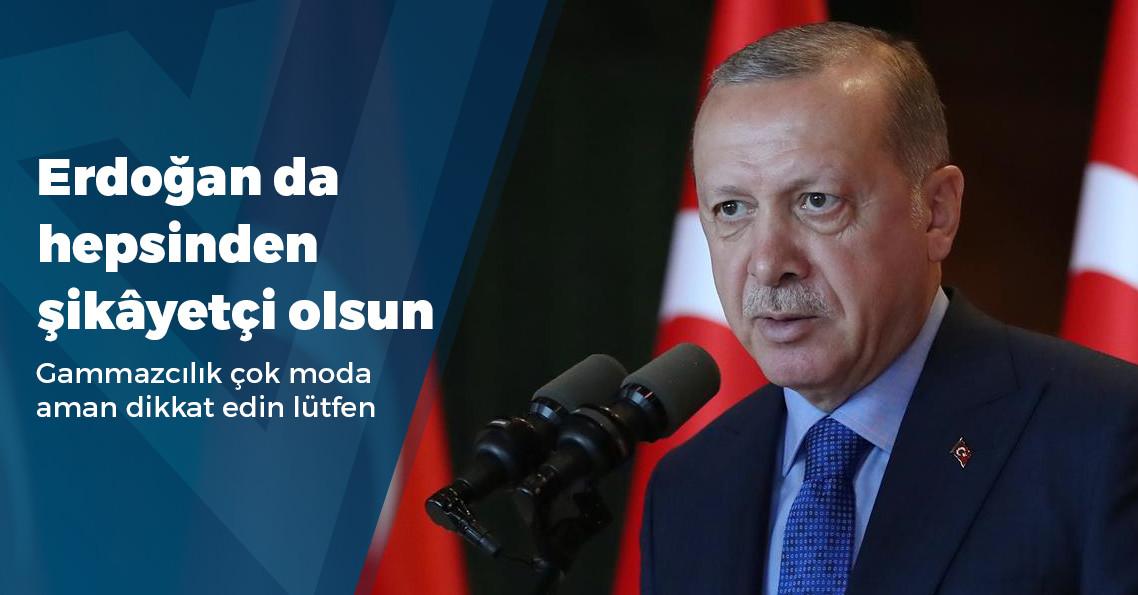 """Baba kızından, kız da babasından """"Erdoğan'a hakaret"""" iddiasıyla şikâyetçi oldu"""