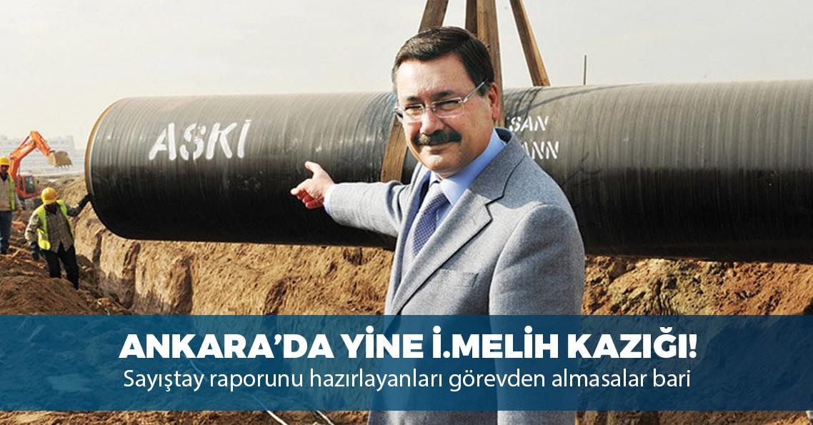 Sayıştay raporundan Ankara'yla ilgili çarpıcı israf detayı
