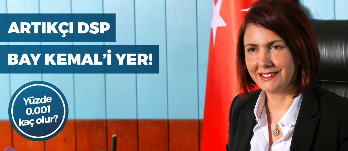 Avcılar Belediye Başkanı Toprak, DSP'den aday olacak