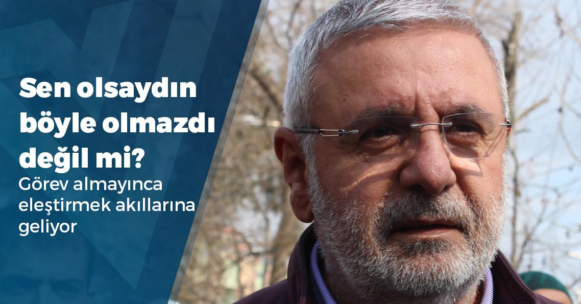 AKP'li Mehmet Metiner'den AKP'lilere eleştiri