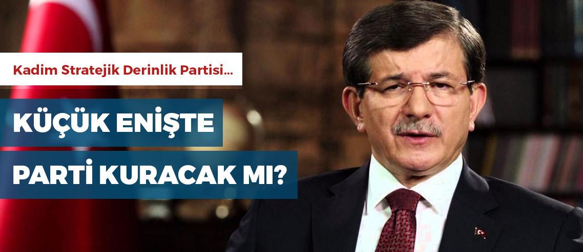 """Davutoğlu: """"Türkiye'de son derece yüksek bir karamsarlık yaygınlaşmakta, bu beni üzüyor"""""""