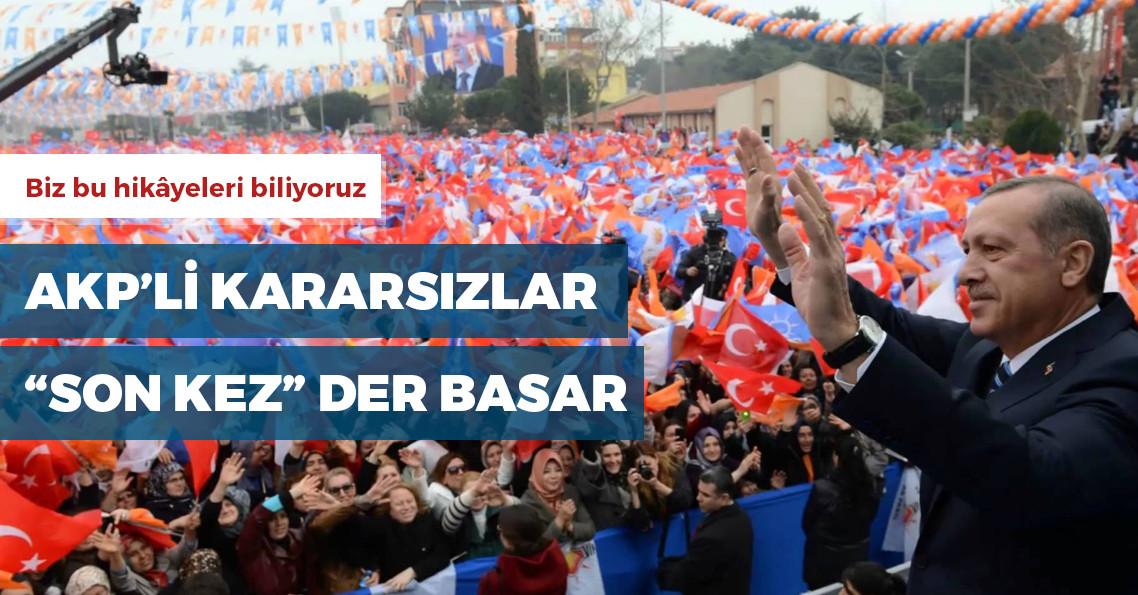 """Abdulkadir Selvi: """"AK Parti seçmeninin yüzde 33.2'si kararsız"""""""