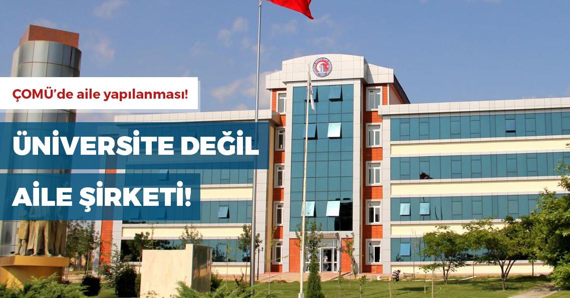 Türkiye'de akademi aile şirketine dönüşüyor