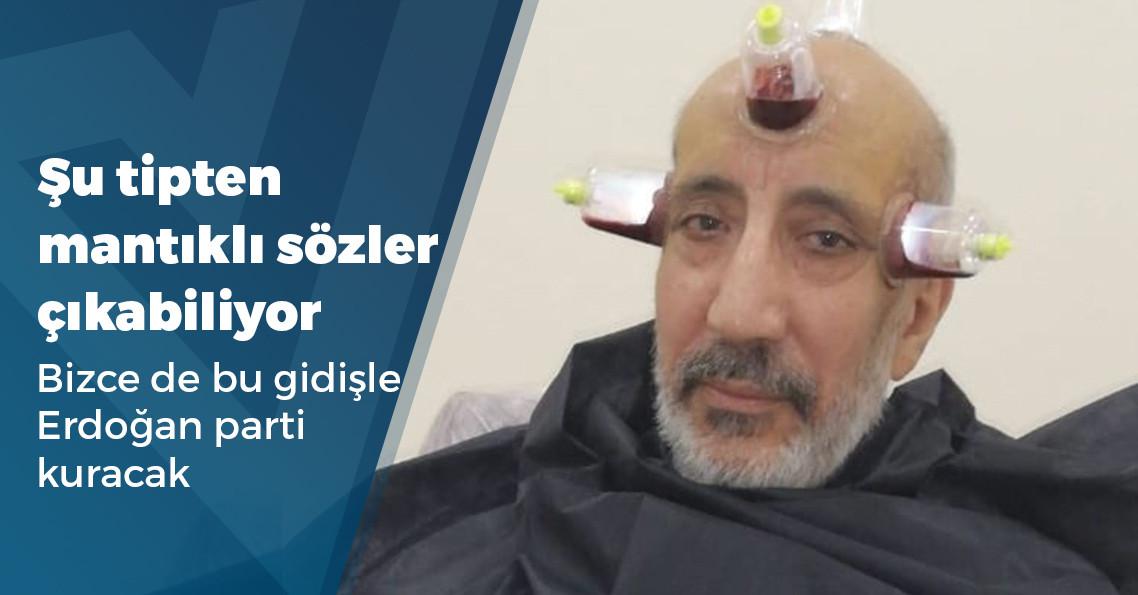 """Dilipak: """"'AK Parti dağılma sürecine girerse Erdoğan parti kuracak mı' diye soranlar var"""""""