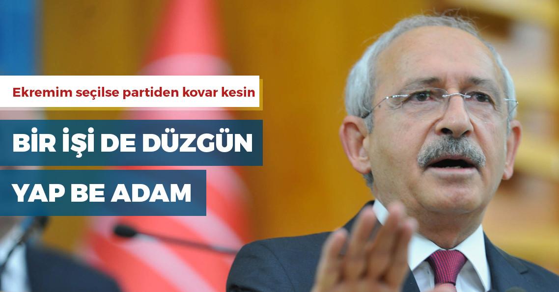 Kılıçdaroğlu, Zonguldak'ta İstanbul adayı İmamoğlu için oy istedi
