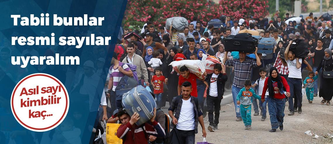 """Bakan Soylu: """"Türkiye'de koruma statüsüyle 3 milyon 644 bin 342 Suriyeli bulunuyor"""""""