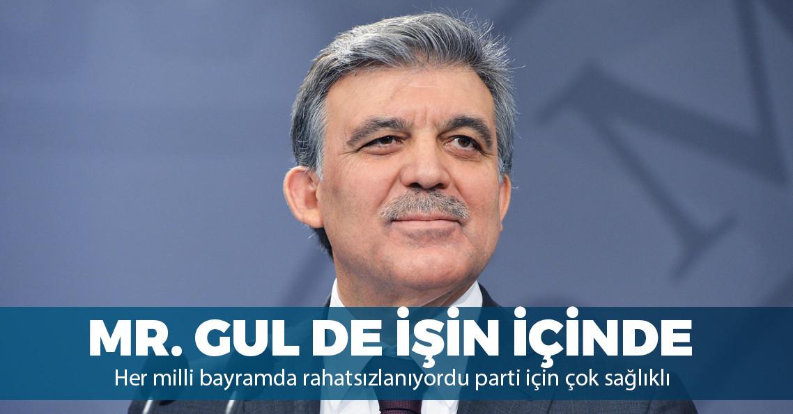 Fehmi Koru'dan dikkat çeken Abdullah Gül çıkışı