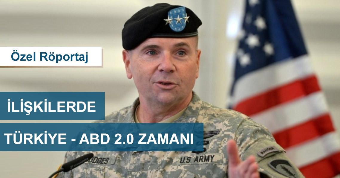 """Eski ABD Avrupa Komutanı: """"İlişkilerde 'Türkiye - ABD 2.0'ın Zamanı Geldi"""""""
