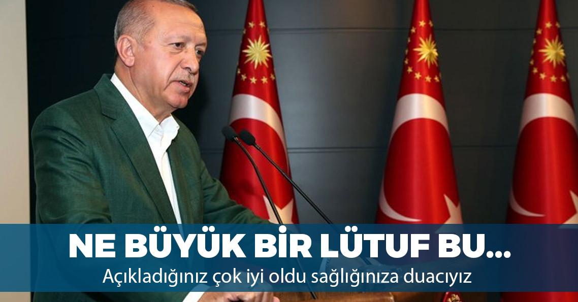"""Erdoğan: """"YSK sonuçları açıklasın, öpüp başımıza koyarız"""""""