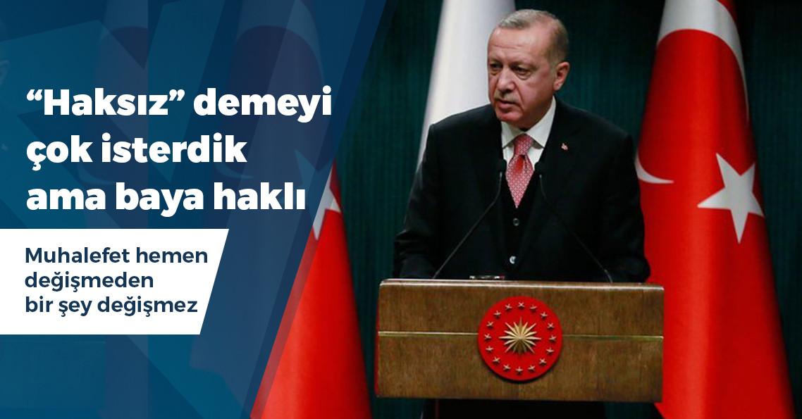 """Erdoğan: """"Her seçimi ellerine yüzlerine bulaştırıyorlar"""""""