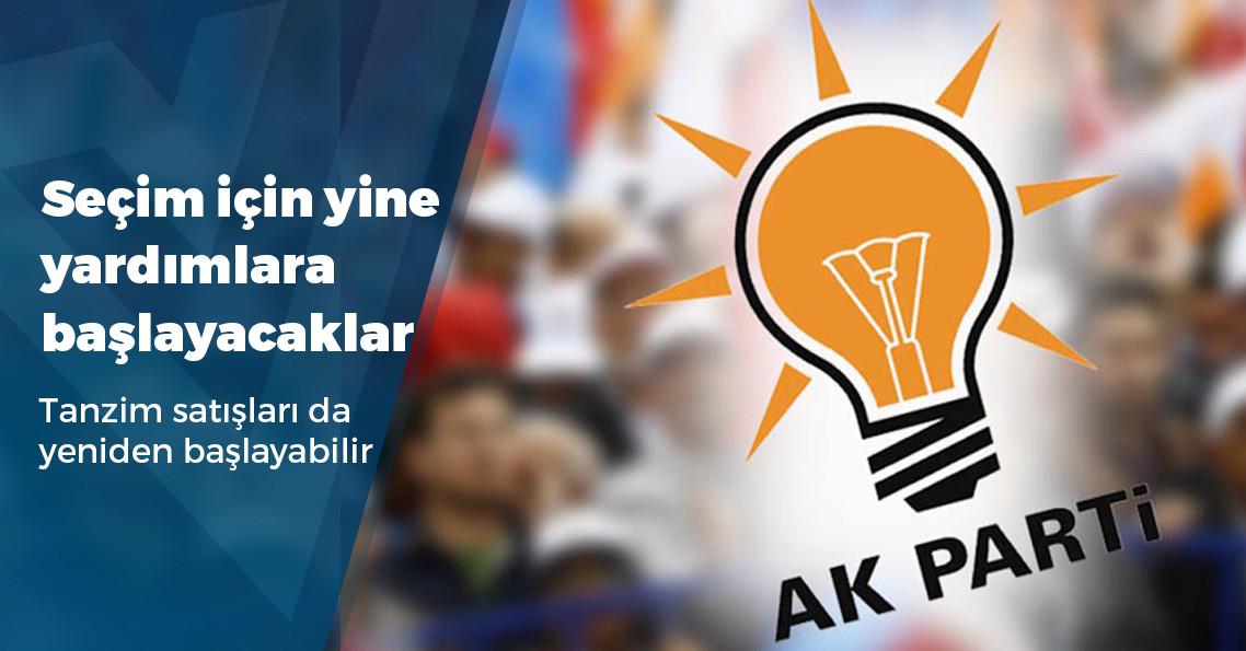 """""""AKP, İstanbul seçimleri öncesinde devlet kasasından gıda kolisi dağıtmaya hazırlanıyor"""" iddiası"""