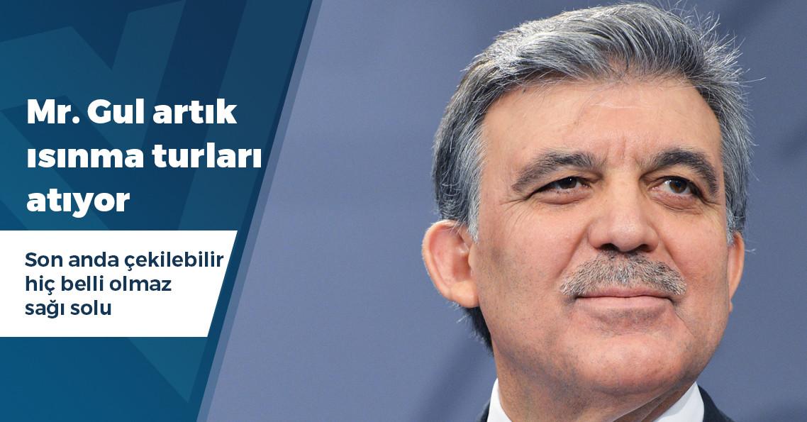 Abdullah Gül'den yerel seçimler sonrası ilk açıklama!
