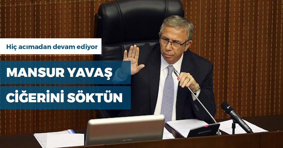 Ankara Büyükşehir Belediyesi'ndeki yolsuzluk dosyaları savcılığa gönderildi