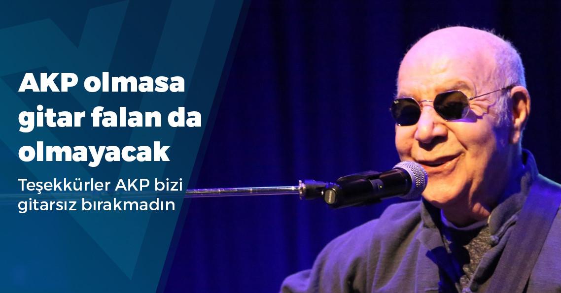 """Mazhar Alanson: """"Eskiden gitar yoktu, şimdi her bütçeye göre gitar var"""""""