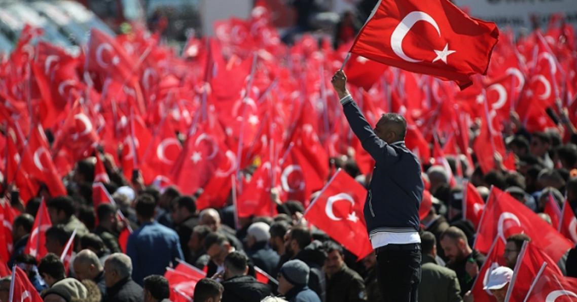 Milliyetçilik ve Türk Kimliğinin Kökeni