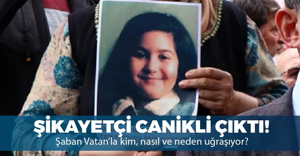 Rabia Naz'ın babasını AKP'li Nurettin Canikli'nin şikayet ettiği ortaya çıktı