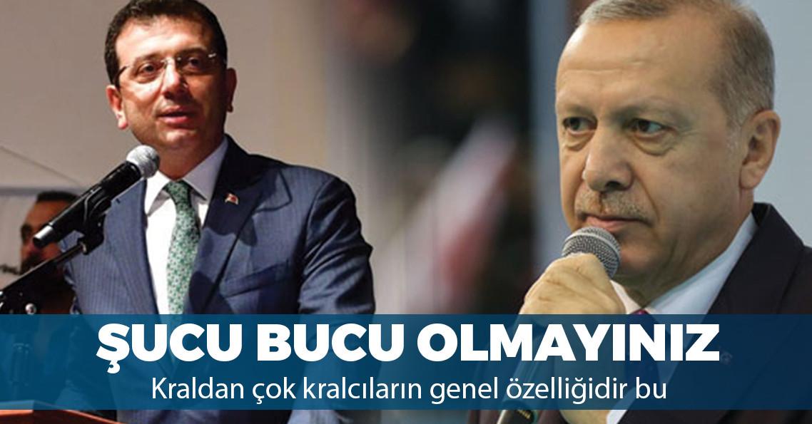 """""""Alnına dahi 'Reis' yazısını asmaya çalışan gazeteciler, siyasetçiler birer 'zübükzâde'ye dönüşmüş!"""""""