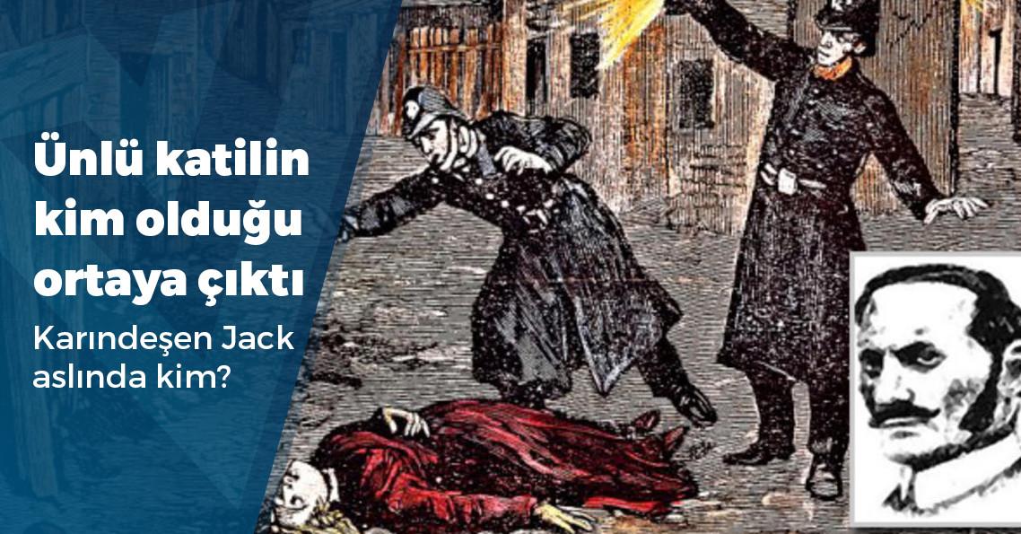 Karındeşen Jack'in kimliği 131 yıl sonra teşhis edildi