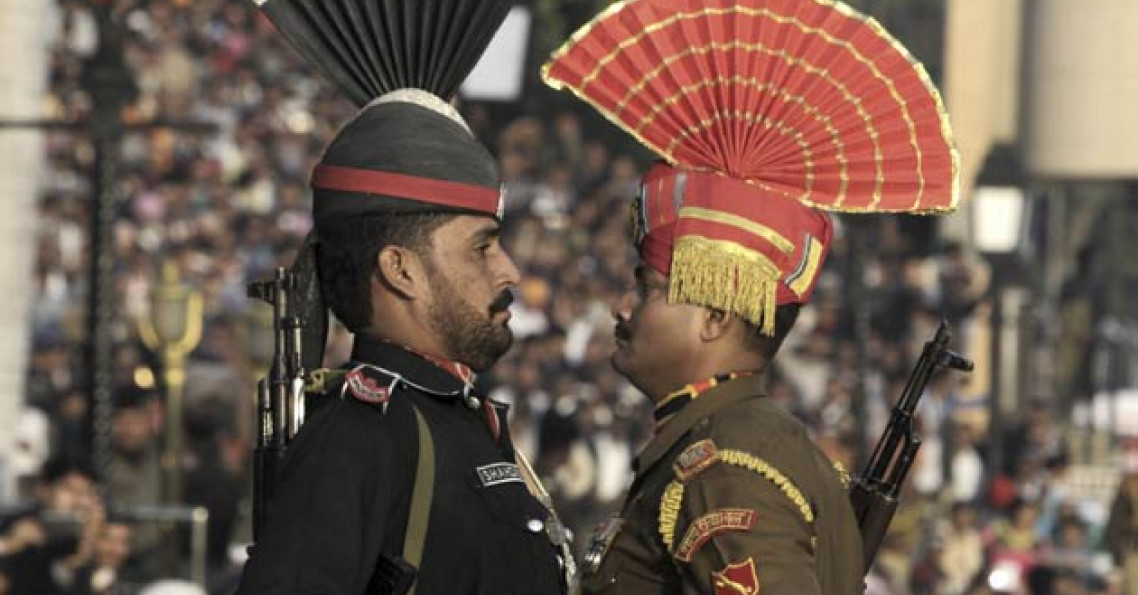 Güney Asya'da Donmuş Çatışma: Pakistan- Hindistan Gerilimi