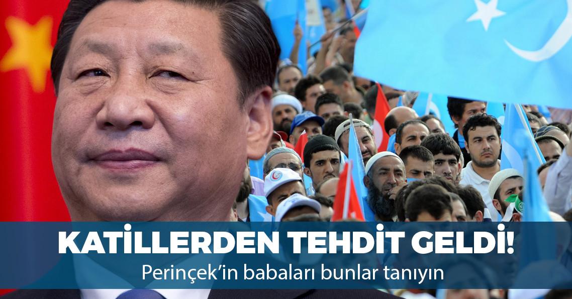 """Çin'den Türkiye'ye Uygur Türkleri üzerinden """"ekonomi"""" tehdidi"""