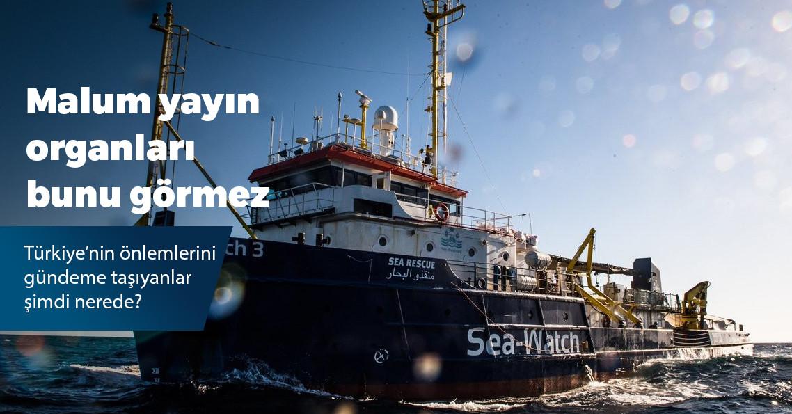 İtalya'da göçmenleri kurtarıp izinsiz getiren gemilere ceza kesilecek