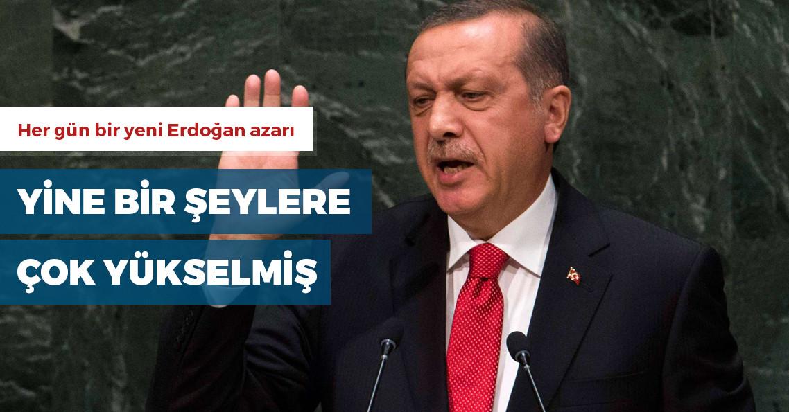 """Erdoğan: """"Sizi de dedeleriniz gibi uğurlayacağız"""""""