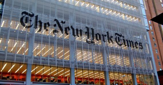 Filistin'e destek veren 3 ünlü ismi hedef gösteren New York Times ilanına tepki