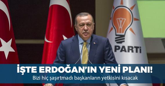 Yerel seçimlerden sonra Erdoğan'ın planı ne?