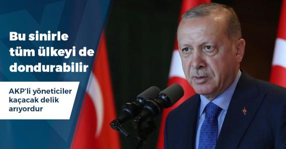 Erdoğan 5 kişinin Türkiye'deki mal varlığını dondurdu