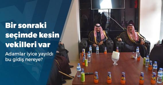Suriye Kabileler ve Aşiretler Meclisi Gaziantep'te ofis açtı