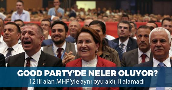 İYİ Parti'de neler oluyor?