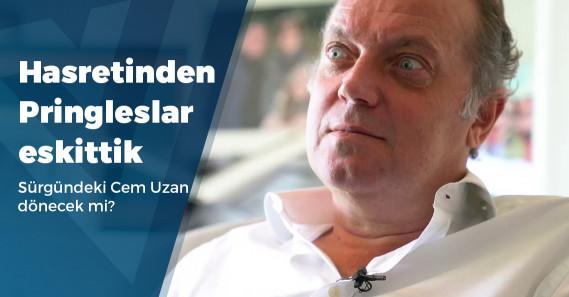 """Cem Uzan: """"Döneceğim Türkiyem"""""""