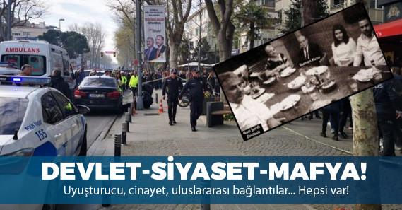 Kadıköy'de işlenen cinayetten Zindaşti bağlantısı çıktı!