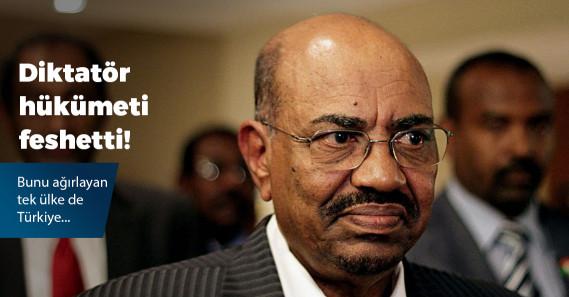 Sudan'da hükümet feshedildi, 1 yıllık olağanüstü hâl ilan eldildi