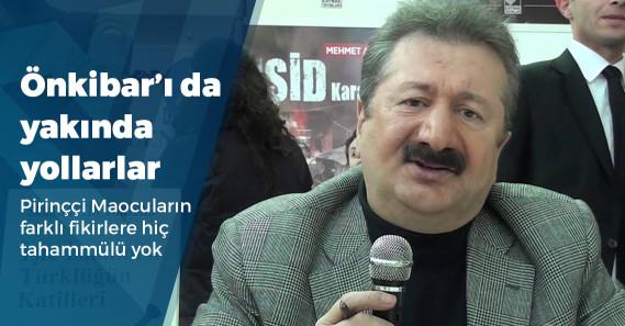 """Aydınlık gazetesi ve Sabahattin Önkibar arasında """"Ekrem İmamoğlu"""" gerilimi!"""