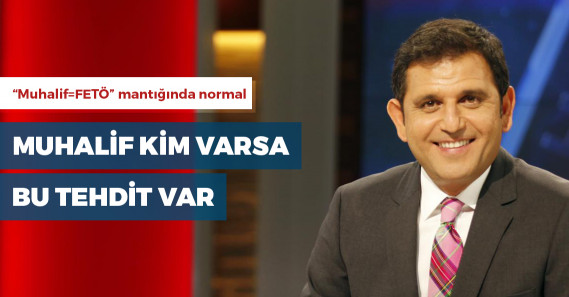 Fatih Portakal'a da FETÖ soruşturması açılmış