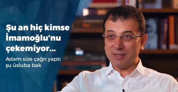 """MHP'den İmamoğlu'na: """"Sakin sakin evinde oturup Kemal Sunal'ın Zübük filmini seyretsin"""""""