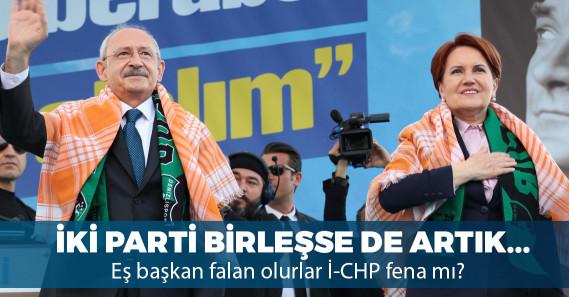 Kılıçdaroğlu ve Akşener ortak miting düzenledi