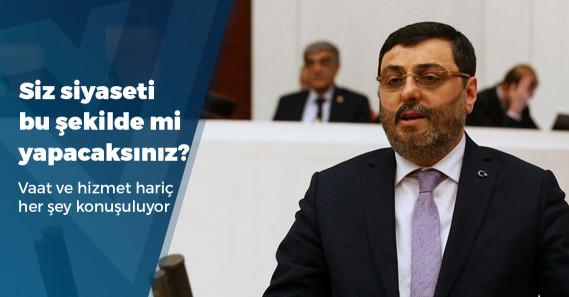 """AKP'li Bayram: """"İmamoğlu bunlarla uğraşacağına soy ismini niye değiştirmiş, öncelikle onu açıklasın"""""""