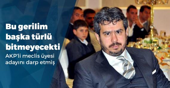 """CHP Siverek Belediye Başkan Adayı Fatih Bucak AKP'li adayı """"darptan"""" gözaltına alındı"""