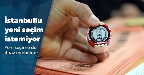 """CHP halka sordu: """"İstanbul'da seçimlerin yenilenmesi doğru olur mu?"""""""